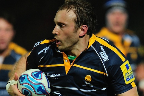 Pennell's brace helps Warriors get Italian bonus point