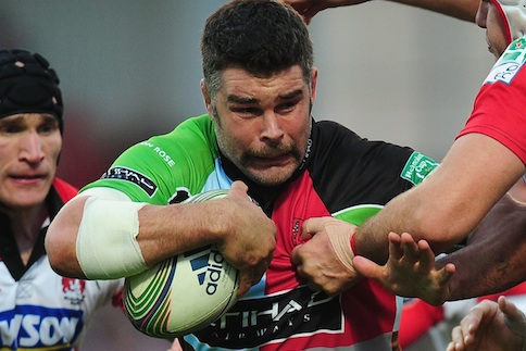 Quins comfortable in storming Kingsholm