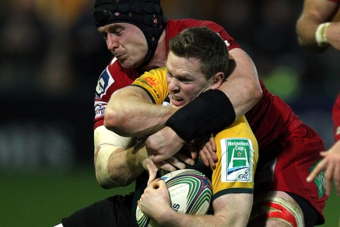 Scarlets dent Saints Heineken Cup hopes