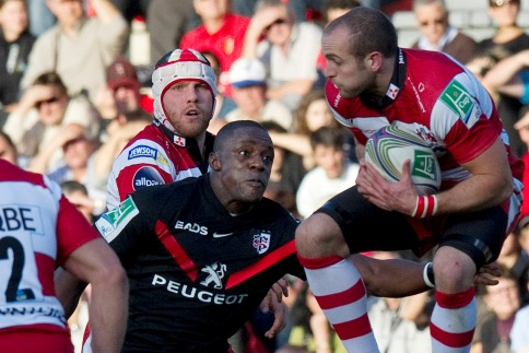 Gloucester denied at the death in Toulouse