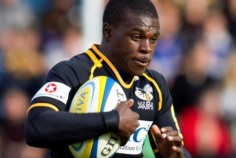 Wade hat-trick sends Wasps on their way to win