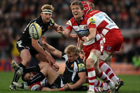 Gloucester secure their first win away this season