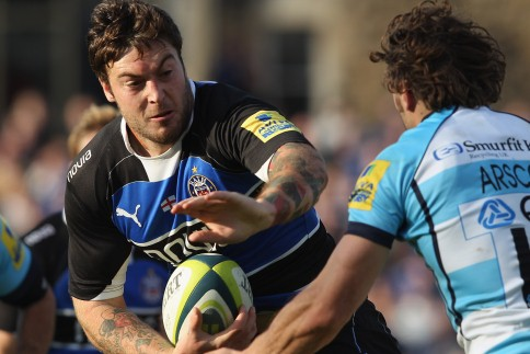 Seven-up Bath fizz against Warriors