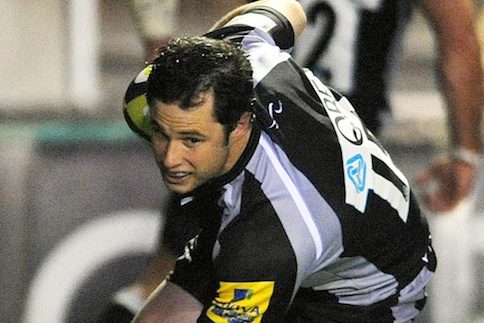 Goosen flies as Falcons demolish Cardiff