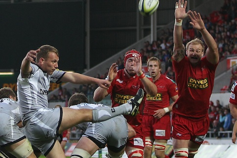 Scarlets cruise to comfortable win over Tigers