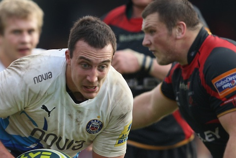 Bath inflict record home defeat on Dragons