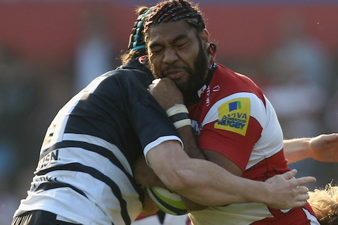 Cherry and Whites run riot at Kingsholm