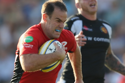 Chiefs battle but Saracens success continues