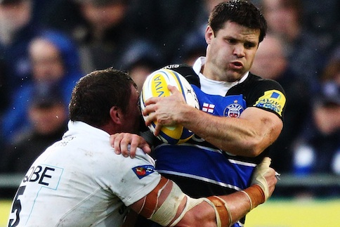 Full blooded clash goes Bath's way against Chiefs