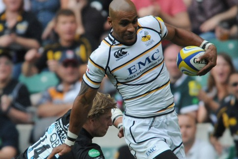 Wasps stun Saracens in season opener