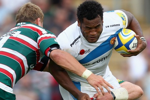 Chiefs hold on in Welford Road thriller