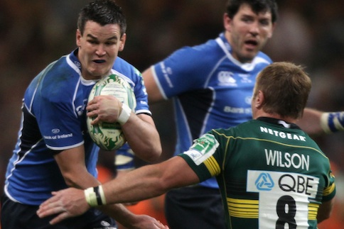 Sexton inspires Leinster to stun Saints