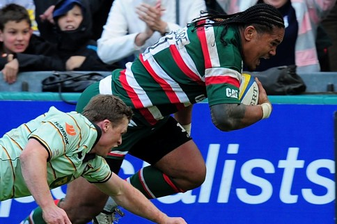 Tuilagi try sends Tigers to Twickenham