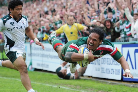 Tuilagi try puts Tigers on top