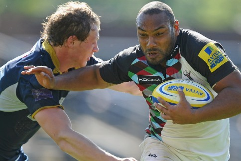 Quins keep Heineken Cup hopes alive at Headingley