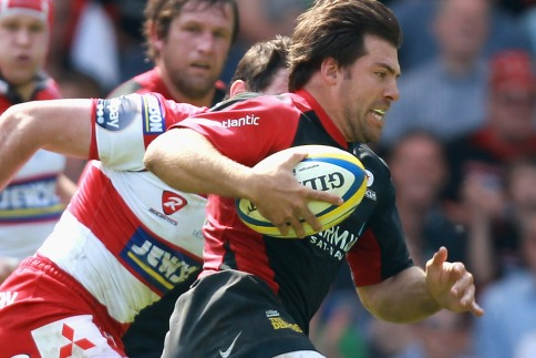 Saracens secure home semi-final