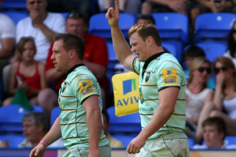 Two-try Ashton sets up Saints win in Reading