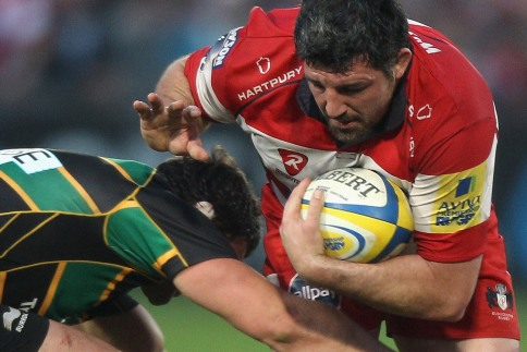 Game Gloucester hold out against stubborn Saints