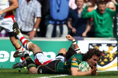 Saints dig deep to deny dogged Ulster