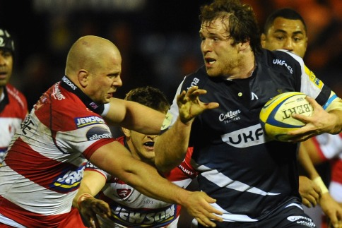 Sale stun Gloucester with four-try win