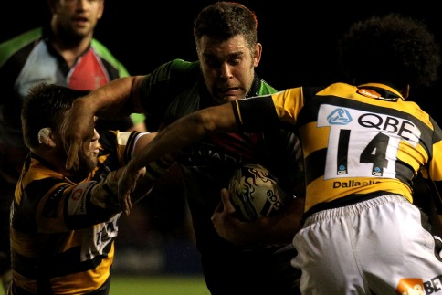 Quins power to another semi-final