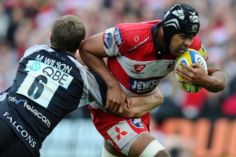 Gloucester get back on track at sunny Kingsholm