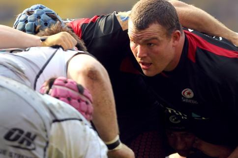 Saracens keep up the pressure at the top