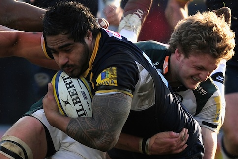 Leeds come from behind to shock London Irish