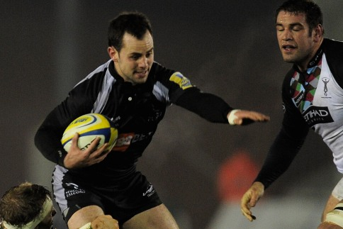 Three-try Falcons get a second successive win