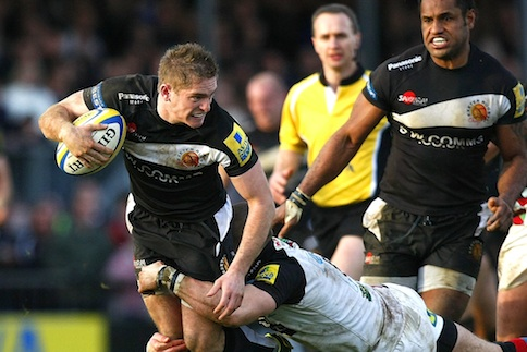Steenson the Chiefs hero as Quins run ends