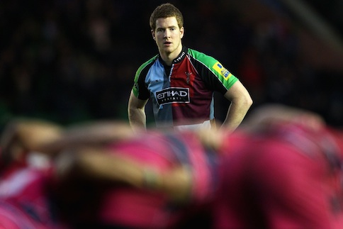 Quins youngsters overcome Cardiff to book home tie