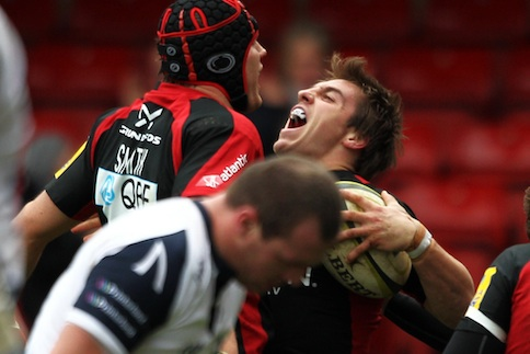 Fifty-up Saracens thump Sale but miss out on semis