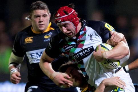 Quins spoil Wasps' Abu Dhabi party