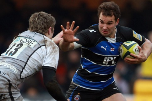 Barkley late show snatches win for Bath