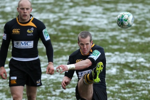 Wasps too much for Dragons in Wycombe