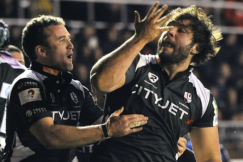Exiles comeback not enough to tame Toulon
