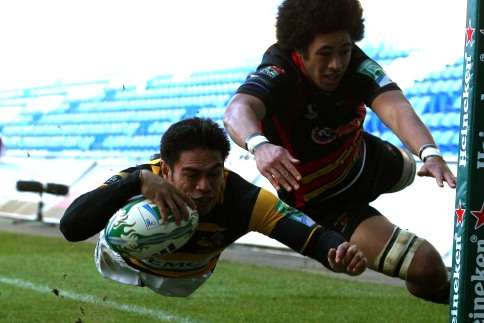 Wasps stutter but still have another win