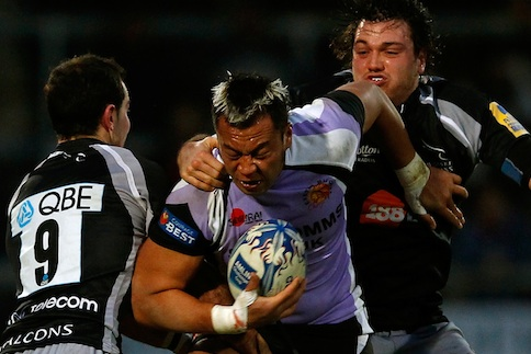 Chiefs maintain Challenge Cup charge
