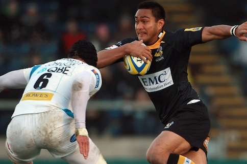 Chiefs' challenge can't stop Wasps' winning run