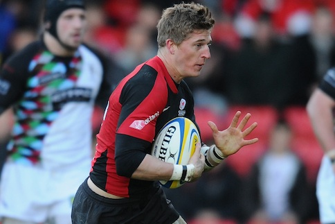 Farrell inspires Saracens to Quins win