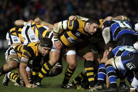 Wasps take tight win against Bath