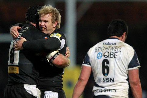 Exeter Chiefs sink Sale