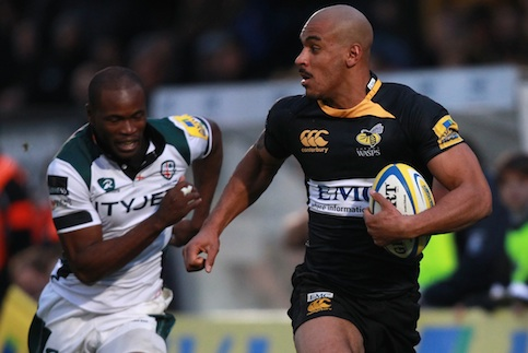 Wasps fight back to down Exiles