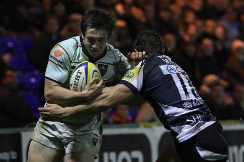 Saints take top of Aviva Premiership Rugby table with win against Sale