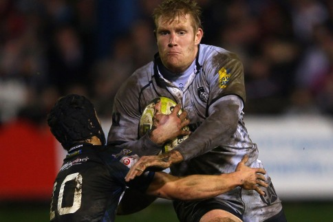 Ospreys turn on the style in soggy Bridgend