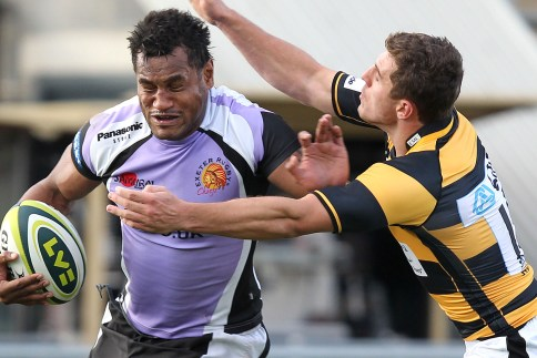 Debutant Chiefs ease to win over Wasps