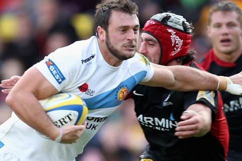 Chiefs charge shocks Saracens