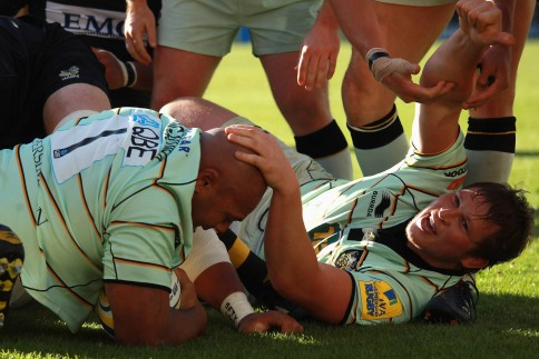 Saints take the sting out of Wasps