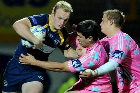 Leeds fall short against Stade