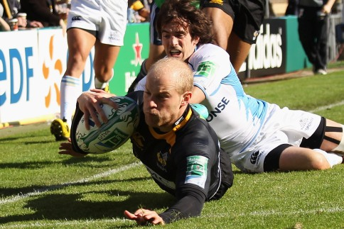 Bonus-point Wasps stay in touch with Toulouse